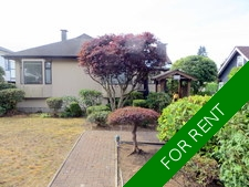 West Vancouver House for rent:  4 plus family room